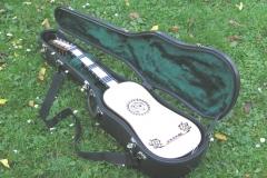 Kufr na barokní kytaru